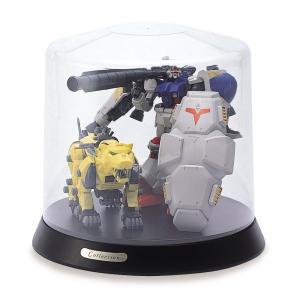 コレクションケース 円型1段 大きめサイズ 円柱形|usagi-shop