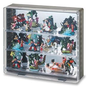 コレクションケース 壁掛け フィギュアラック おもちゃ インテリア 背面ミラー|usagi-shop