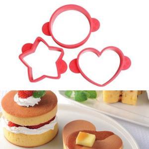ホットケーキ 型 型抜き パンケーキ カップケーキ型 カップケーキ型 パンケーキ型|usagi-shop
