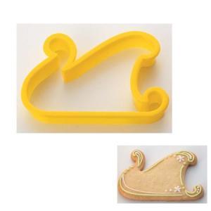 クッキー抜き型 スワン 製菓道具 お菓子作り クッキー型 動物|usagi-shop