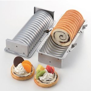 パウンドケーキ型 ケーキ型 パン焼き合わせウェーブ 製菓道具 パン作りアイテム パン型|usagi-shop