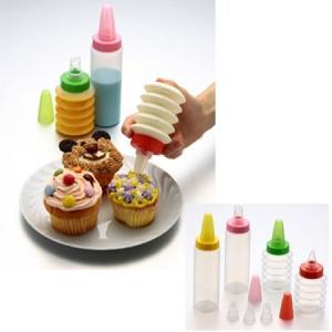 絞り口 7種類セット なんでもプシュプシュ アイシング用 製菓道具 お菓子作り デコレーションツール|usagi-shop