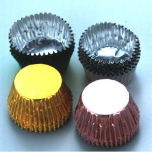 チョコカップ チョコレート型 丸 5色 20個入 製菓道具 お菓子作り チョコレート型|usagi-shop