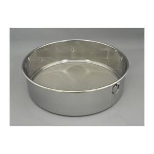 漉し器 粉ふるい器 裏漉 18cm ステンレス製  --- 商品名 --- 漉し器 粉ふるい器 裏漉...