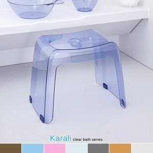 シンプルなデザインとクリア素材の上品なカラーでバスルームをスタイリッシュに演出! 清潔感のあるお風呂...
