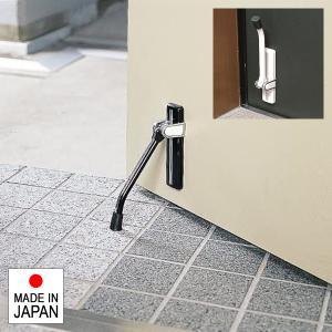 ドアストッパー 玄関 強力 室内 マグネット 磁石 ゴム おしゃれな 扉 黒 ブラック 白|usagi-shop