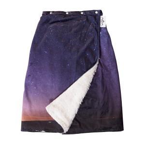 腰巻 ブランケット スカート あったか おしゃれ|usagi-shop