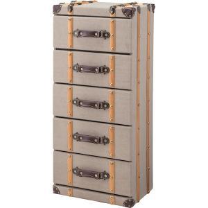 チェスト 5段 おしゃれ インテリア 収納箱 インテリアチェスト 収納チェスト リビングチェスト カジュアル|usagi-shop