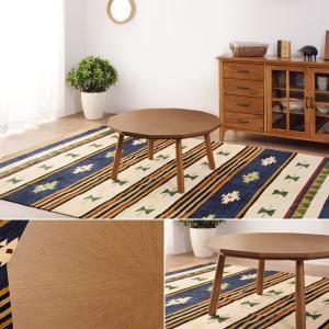 こたつ おしゃれ テーブル 天然木製 一人用 デザイン 80×80cm usagi-shop