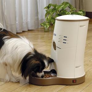ペット自動給餌器 エサ箱 犬 猫