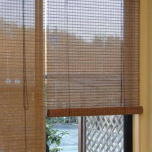 ロールアップスクリーン 窓 竹 バンブー 和風 88×135 軽い すだれ ロールスクリーン|usagi-shop