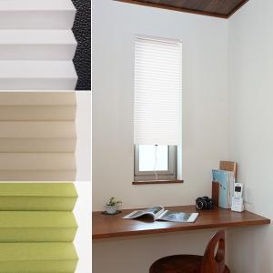 ハニカムシェード 小窓 スリット窓 突っ張り 59×90 マンション 賃貸 一軒家 断熱|usagi-shop