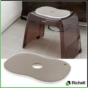 風呂椅子マット お風呂の椅子用 クッション 吸着 ずれにくい バスチェアーマット usagi-shop
