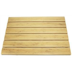 浴室用 すのこマット お風呂場 スノコ 木製風 和風|usagi-shop
