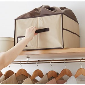 収納ボックス 除湿 消臭 ほこりよけ 巾着 小物収納|usagi-shop