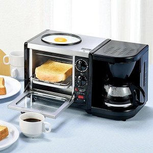 トースター コーヒーメーカー 目玉焼き フライパン アイデアグッズ キッチン家電|usagi-shop