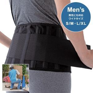 腰痛ベルト 男性 大きいサイズ コルセット ゴム メッシュ 女性 介護 サポーター 腰 ベルト|usagi-shop