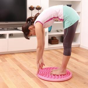 足つぼ マット エクササイズ 健康促進 気持ち良い 刺激 マッサージ|usagi-shop