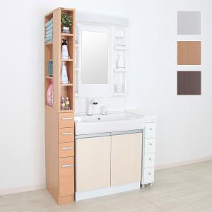 隙間収納ラック 15センチ 洗面所 スリム キッチン 隙間収納棚 台所 すき間 キッチン家具 すきま収納 家具 引き出し 15cm usagi-shop