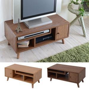 テレビ台 小さい かわいい 80cm コンパクト おしゃれ 木製 扉付き TVボード 収納 usagi-shop