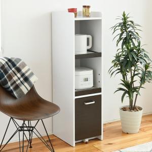小さい食器棚 スリム食器棚 小さい 低い 可愛い食器棚 コンパクト 低い食器棚 コンパクト食器棚 小型 キッチンラック スリム すきま 隙間収納 収納 ラック|usagi-shop