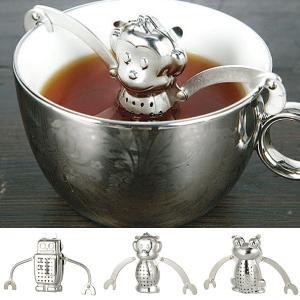 インフューザー ティー 紅茶 おもしろ インテリア かわいい...