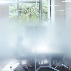 ガラスフィルム 窓 目隠し おしゃれ 窓ガラス 半透明 グラデーション|usagi-shop