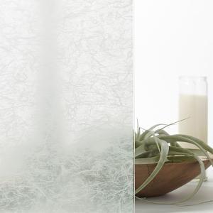 ガラスフィルム 窓 目隠し 和紙風 半透明 デザイン|usagi-shop