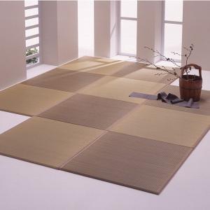 畳 ユニット 置き畳 滑り止め フローリング たたみ おしゃれ 正方形 マット|usagi-shop