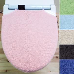 トイレふたカバー O型 U型 角型 厚型 洗浄用 暖房用 対応 蓋カバー|usagi-shop