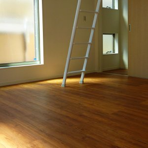 フロアタイル 木目 置くだけ 簡単 DIY 玄関 フローリング 滑り止め 床材 usagi-shop
