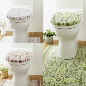 トイレふたカバー O型 U型 洗浄型 暖房型 フタカバー 蓋|usagi-shop