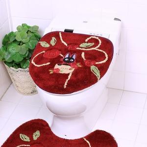 トイレマット 赤 レッドキッチン日用品文具の商品一覧 通販