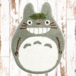 マット トトロ おしゃれ ジブリ 玄関マット リビング トイレ バスマット キャラクター usagi-shop