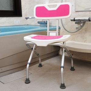 風呂椅子 介護 バスチェアー お風呂 椅子 バスチェア 背もたれ 介護用 折りたたみ 折り畳み usagi-shop