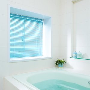 アルミブラインド 浴室 賃貸 耐水 オーダー お風呂場 水まわり|usagi-shop