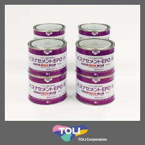 バスナセメント EPO 接着剤 防カビ 2液型 エポキシ バスナフローレ用 バスナアルティ用|usagi-shop