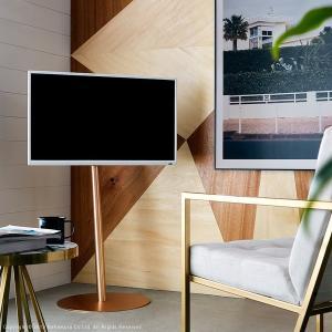 テレビスタンド ロータイプ おしゃれ キャスターなし 白 黒 45インチ tvスタンド ロー 固定 リビング 寝室 オフィス usagi-shop