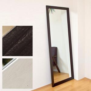 姿見 鏡 全身 立て掛け ミラー 大きい 特大 姿見鏡 木製 フレーム 北欧 ナチュラル おしゃれ シンプル|usagi-shop
