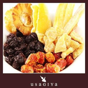 ドライフルーツ ミックス 詰め合わせ マンゴー パイン メロン トマト パパイヤ 送料無料 メール便 ポイント消化|usagi-shop