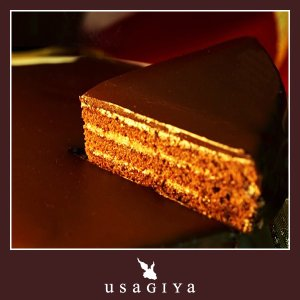 世界で最も有名な「チョコレートケーキの王様」ザッハトルテです。濃厚チョコとガナッシュのWチョコで大人...