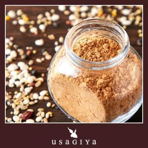 雑穀パウダー 粉末 無添加 国産 日本製 雑穀 美容 健康 栄養豊富 軽減税率 消費税8%|usagi-shop