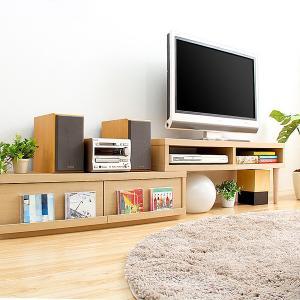 小型テレビ 19インチ 19型 液晶 録画機能付き テレビ台セット TVボード 伸縮 usagi-shop