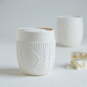 コップ 熱くならない 二重構造 カップ 食器 おしゃれ かわいい 女性向け|usagi-shop