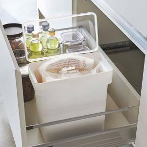 米びつ 袋ごと 冷蔵庫 5キロ スリム 袋のまま 5kg おしゃれ 山崎実業 usagi-shop