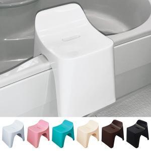 風呂椅子 25cm ヌメリ防止 カビ防止 日本製 バススツール usagi-shop