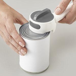 缶切り 回転式 簡単 オープナー 手動 安全 ジョセフジョセフ|usagi-shop