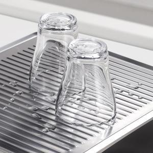水切りトレー ステンレス 一人暮らし 食器置き 水きり台 食器乾燥|usagi-shop