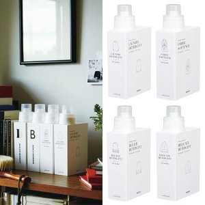 詰め替え用ボトル 容器 入れ物 洗剤 柔軟剤 漂白剤 着用洗剤 600ml usagi-shop