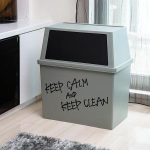 上に積み重ねることが出来るごみ箱です。 1つでも便利だけど組み合わせることで分別が出来るのでさらにオ...